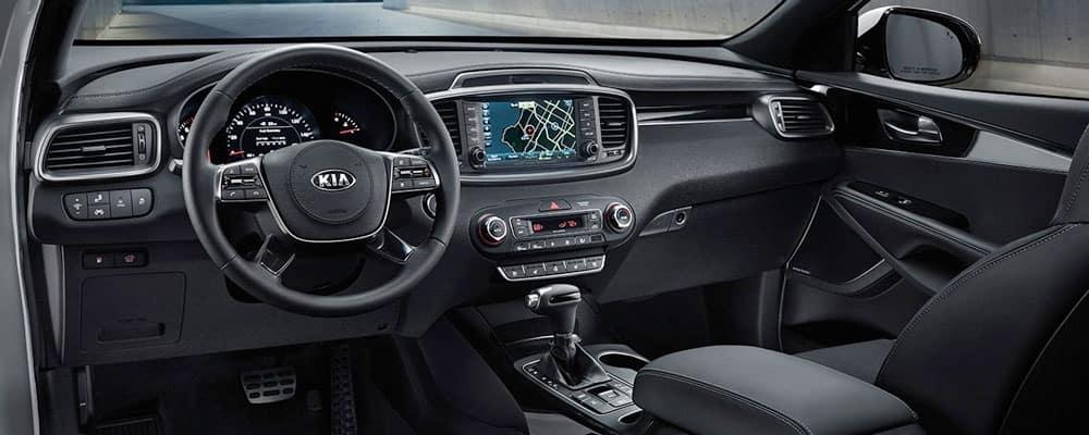 2019 Kia Sorento Interior Driver View