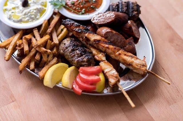 Greek Belly Food
