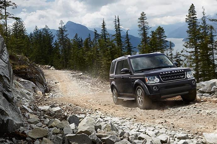 Land Rover 2016
