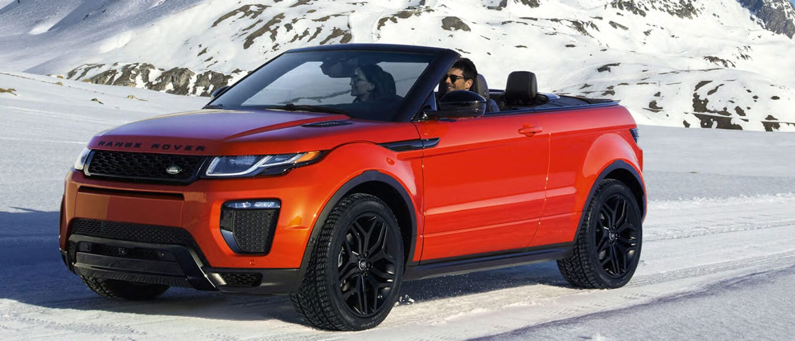 2017 land rover range rover evoque convertible. Black Bedroom Furniture Sets. Home Design Ideas