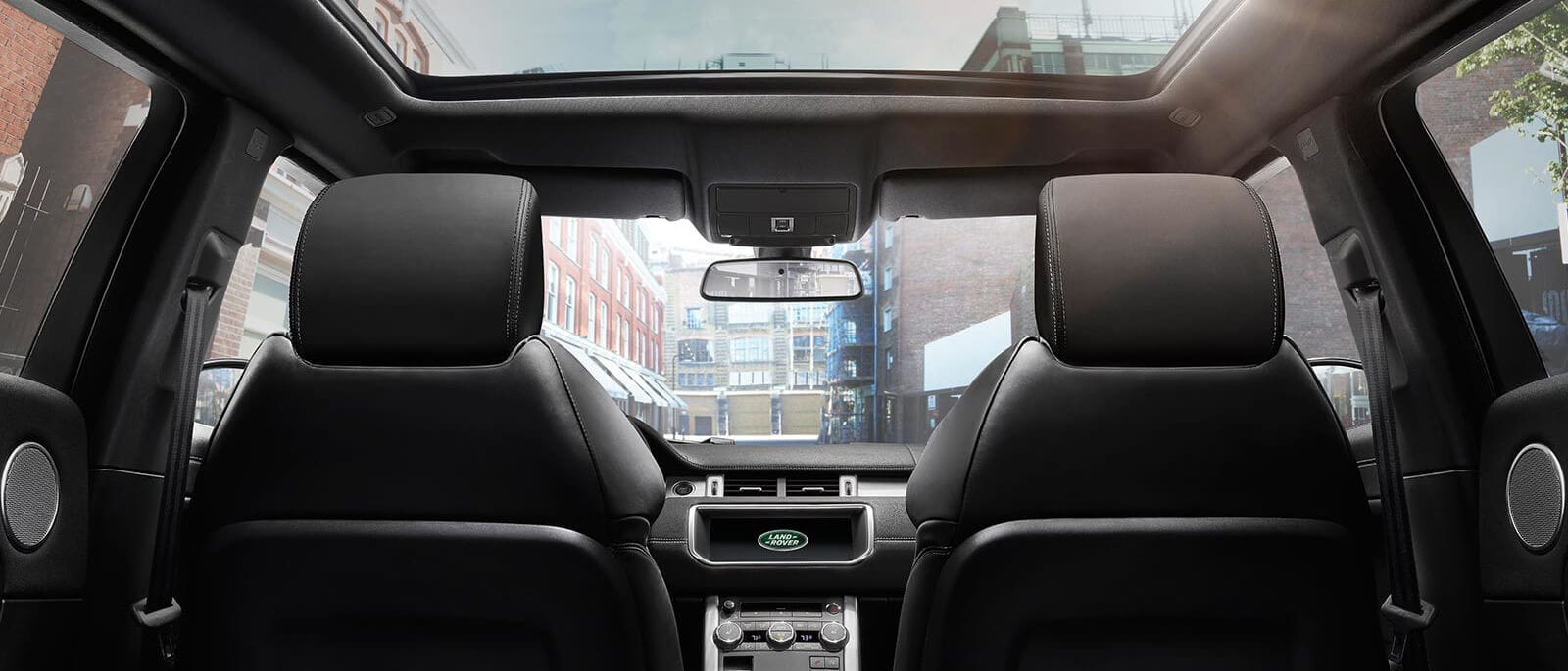2017 land rover range rover evoque coupe at land rover. Black Bedroom Furniture Sets. Home Design Ideas