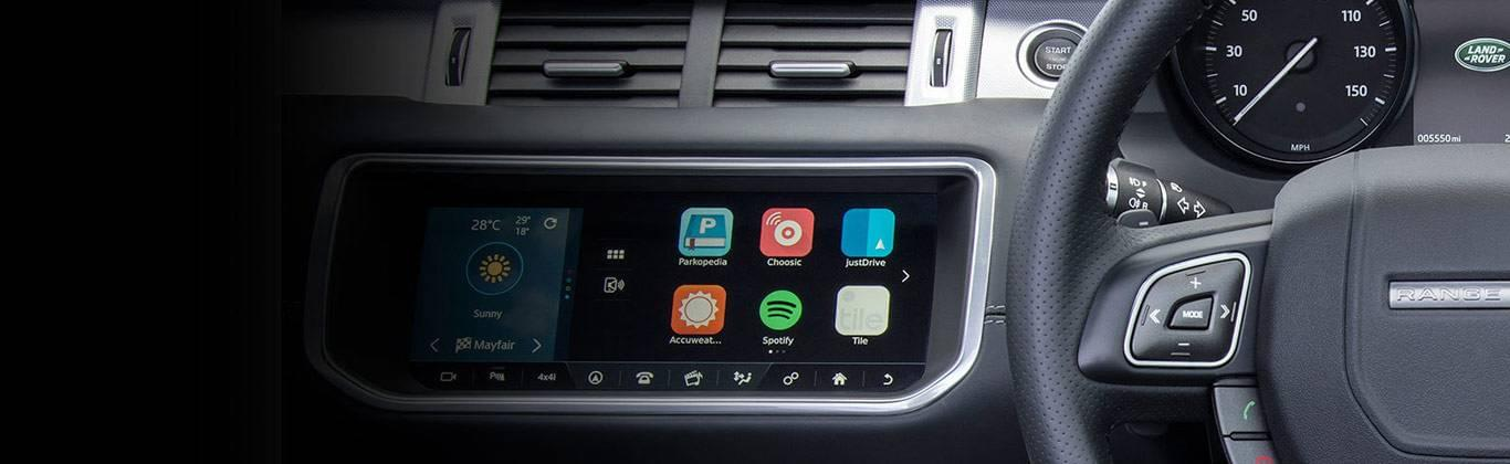 How To Use Spotify In Your Land Rover