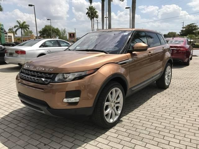 2014 Range Rover Evoque Pure