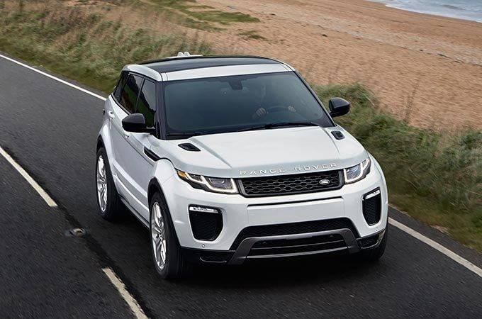 2017 Land Rover Range Rover Evoque Safety