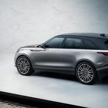 2018 Range Rover Velar Exterior