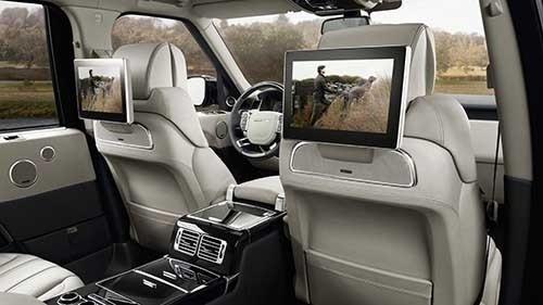 2017 Land Rover Range Rover Interior Premium Features