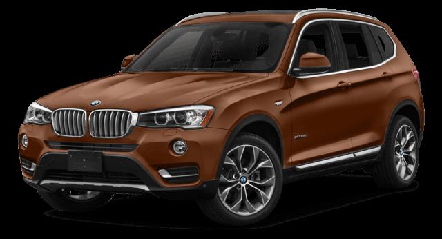 2017 BMW X3 copy