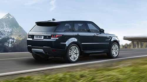 2017 Land Rover Range Rover Sport Performance