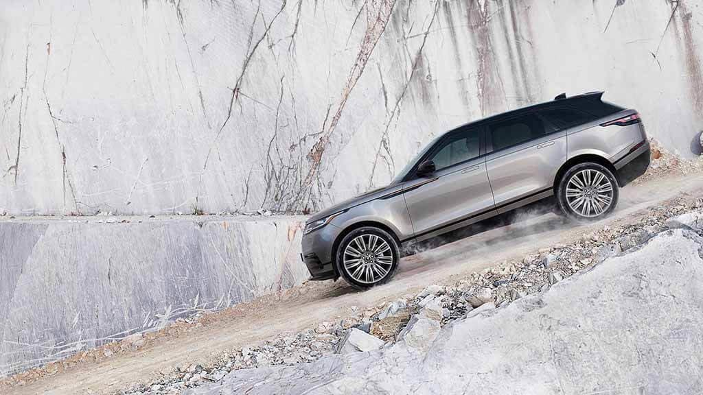 2018 Land Rover Range Rover Velar Hill Descent