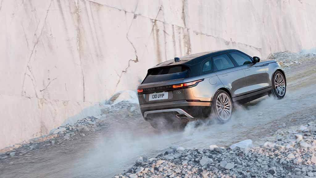 2018 Land Rover Range Rover Velar Suspension