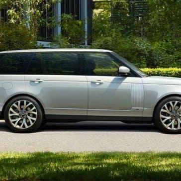 2018 Land Rover Range Rover Side Profile