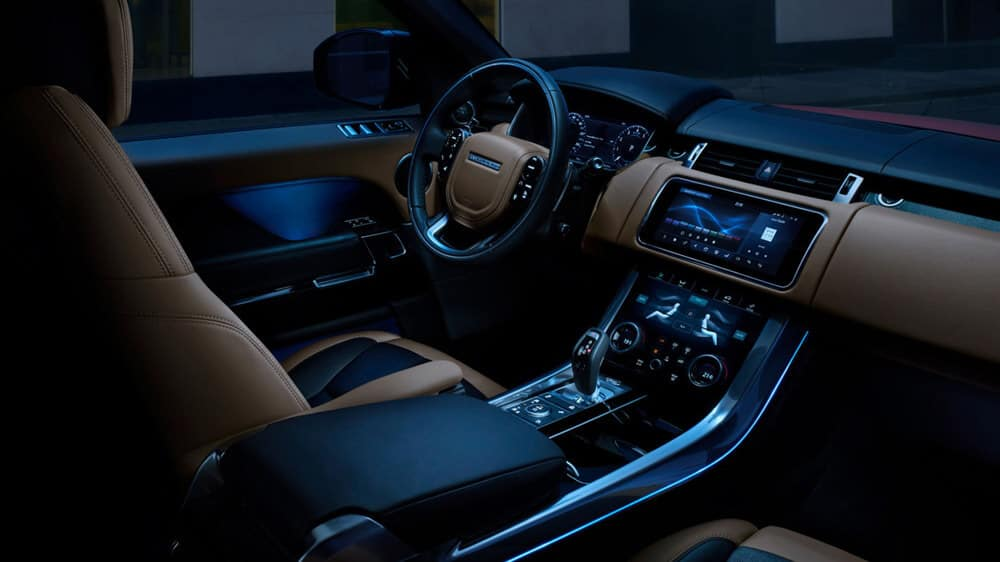 2018 Land Rover Range Rover Sport 8