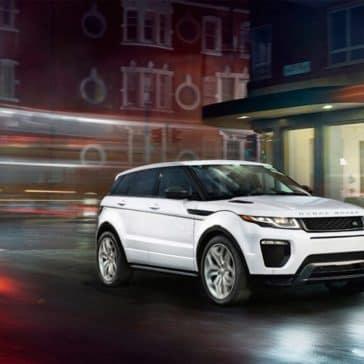 2018 Land Rover Range Rover Evoque Exterior 02