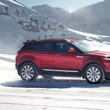 2018 Land Rover Range Rover Evoque Exterior 04