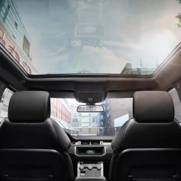 2018 Land Rover Range Rover Evoque Interior 01