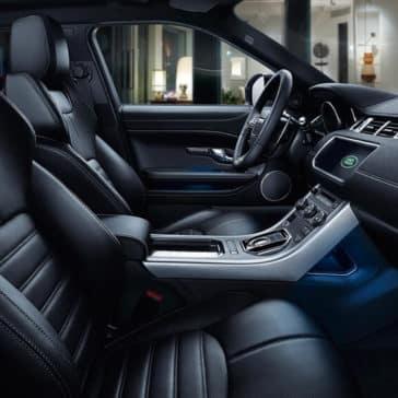2018 Land Rover Range Rover Evoque Interior 03