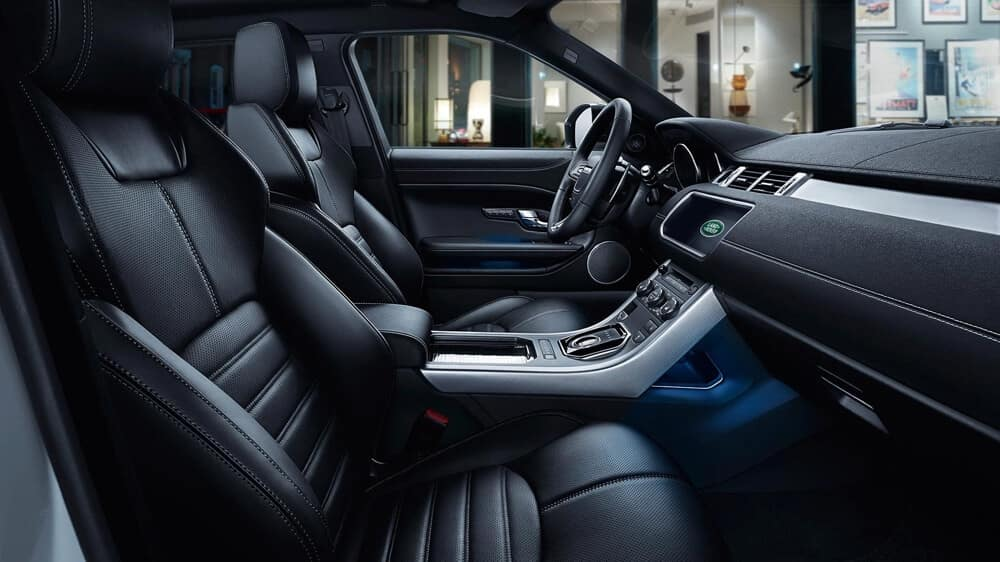2018 Land Rover Range Rover Evoque Interior 03