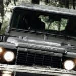 Land Rover Defender banner