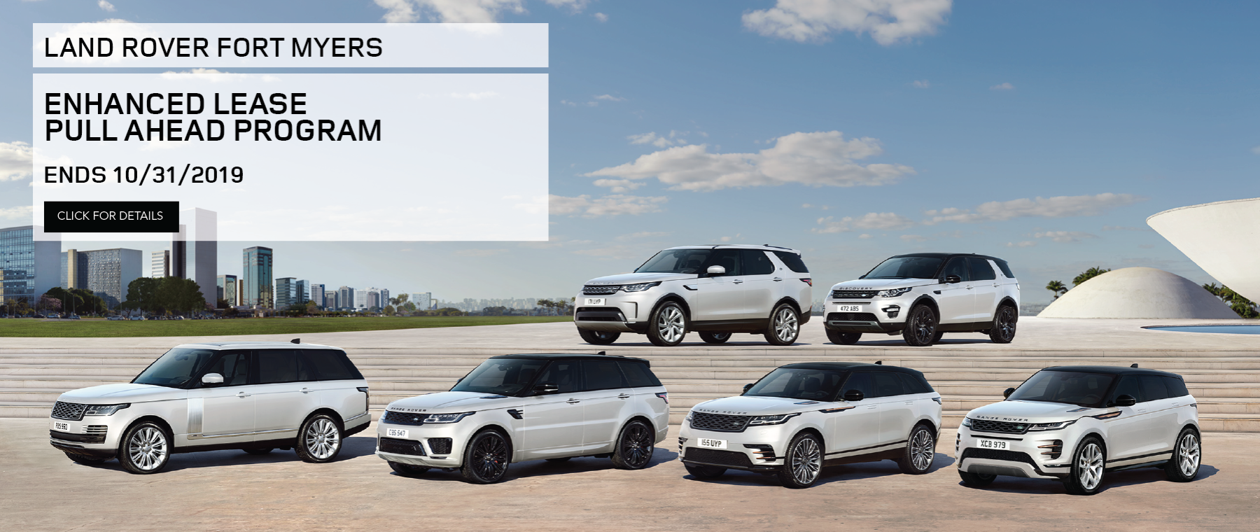 Land Rover Fort Myers | New & Used Range Rovers for sale in