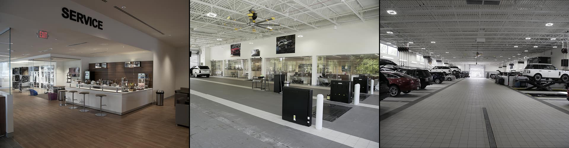 The All-New Jaguar Land Rover Fort Myers