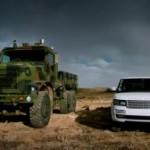 2013 Range Rover vs. the TerraMax