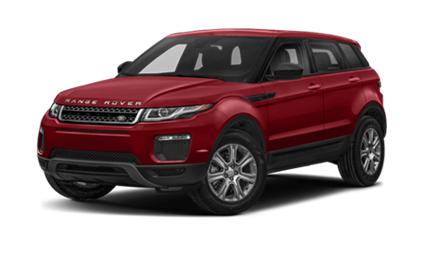2019 Range Rover Evoque SE