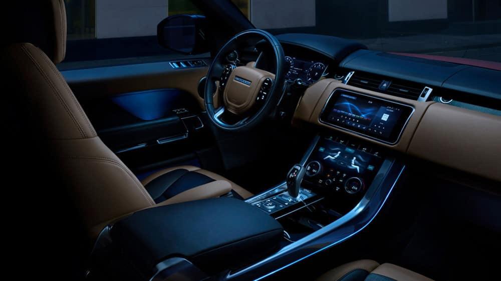 2018 Land Rover Range Rover Sport Ambient Lighting