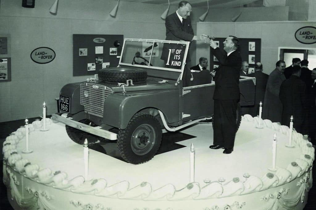 Land Rover Day