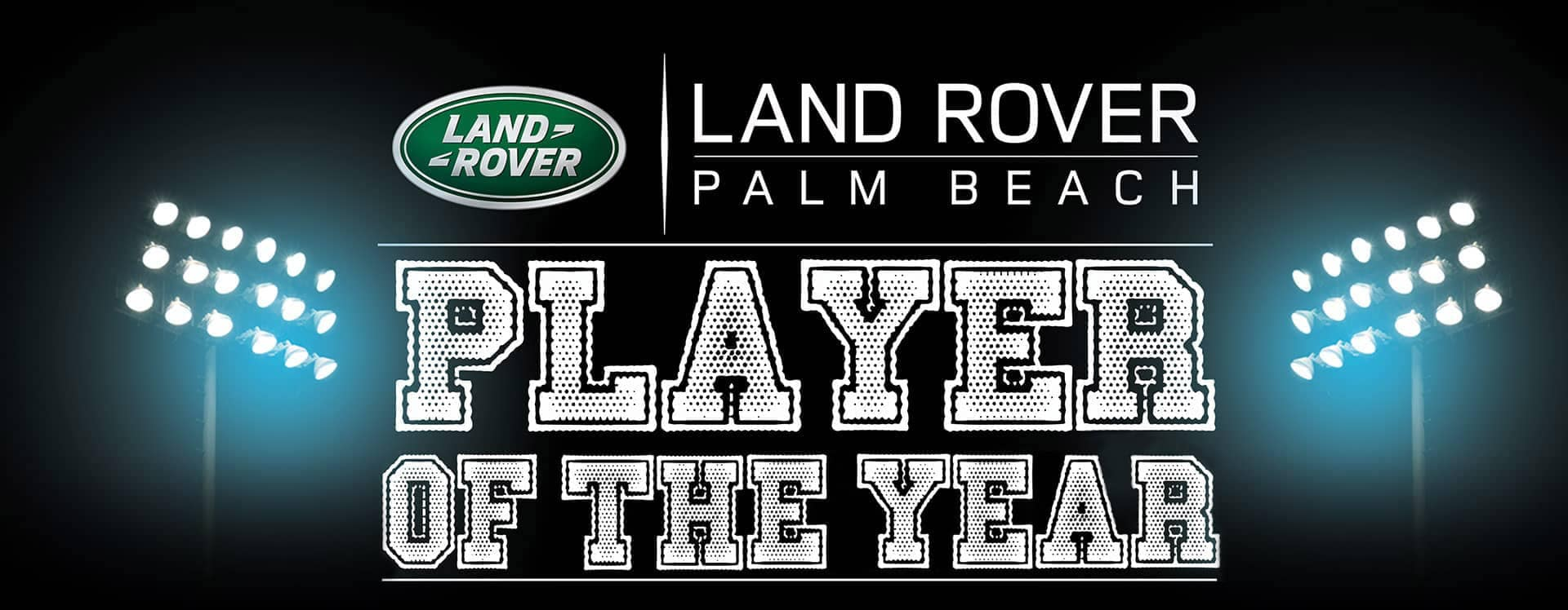 Land Rover Player of the Year