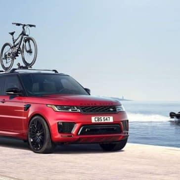 2019 Land Rover Range Rover front exterior