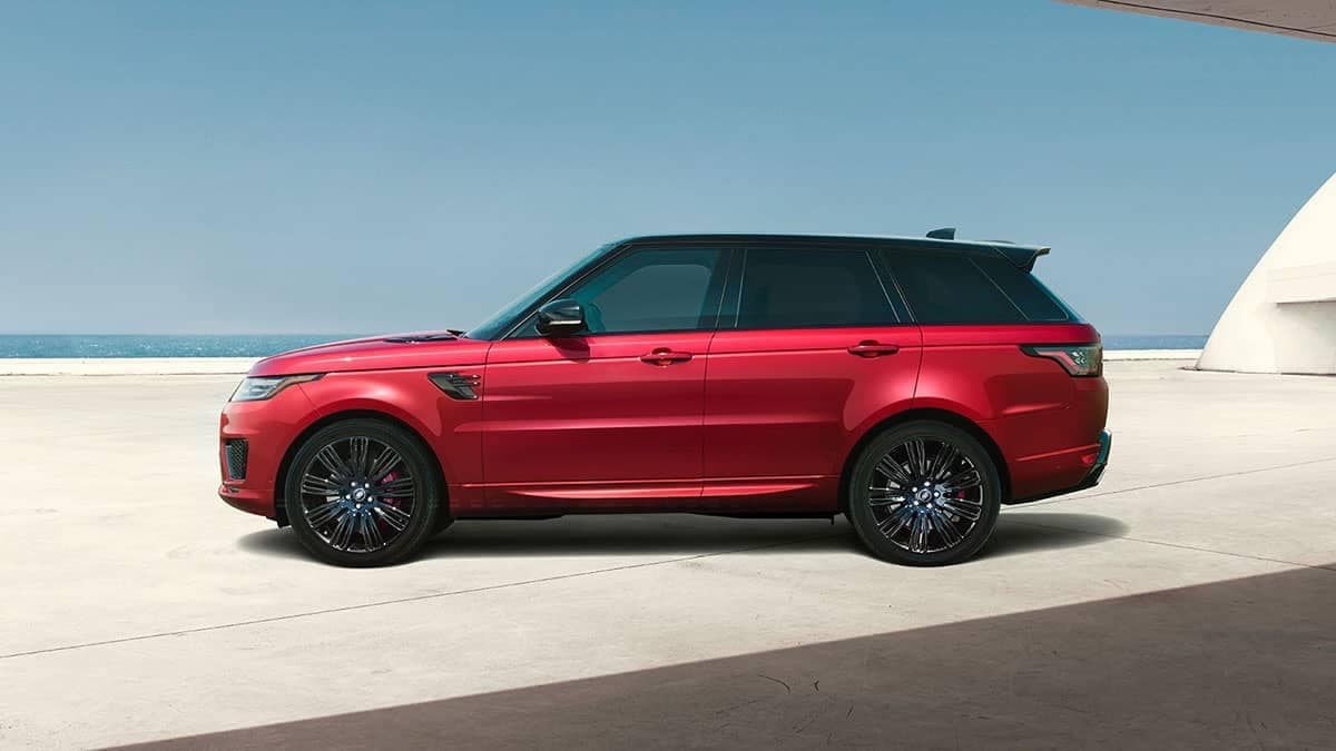 2019 Land Rover Range Rover side view