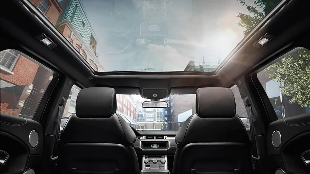 2019 Range Rover Evoque interior feature
