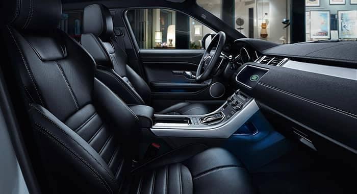 2019 Land Rover Range Rover Evoque Interior Seating