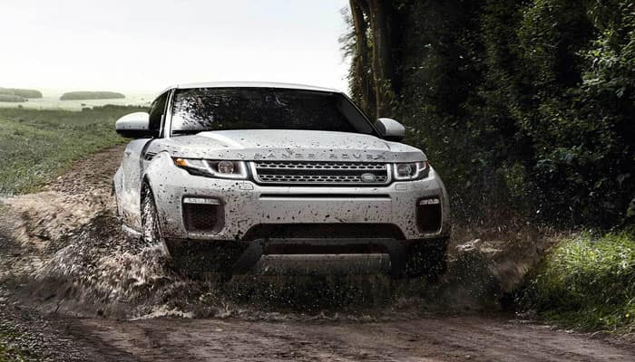 2019 Range Rover Evoque Performance