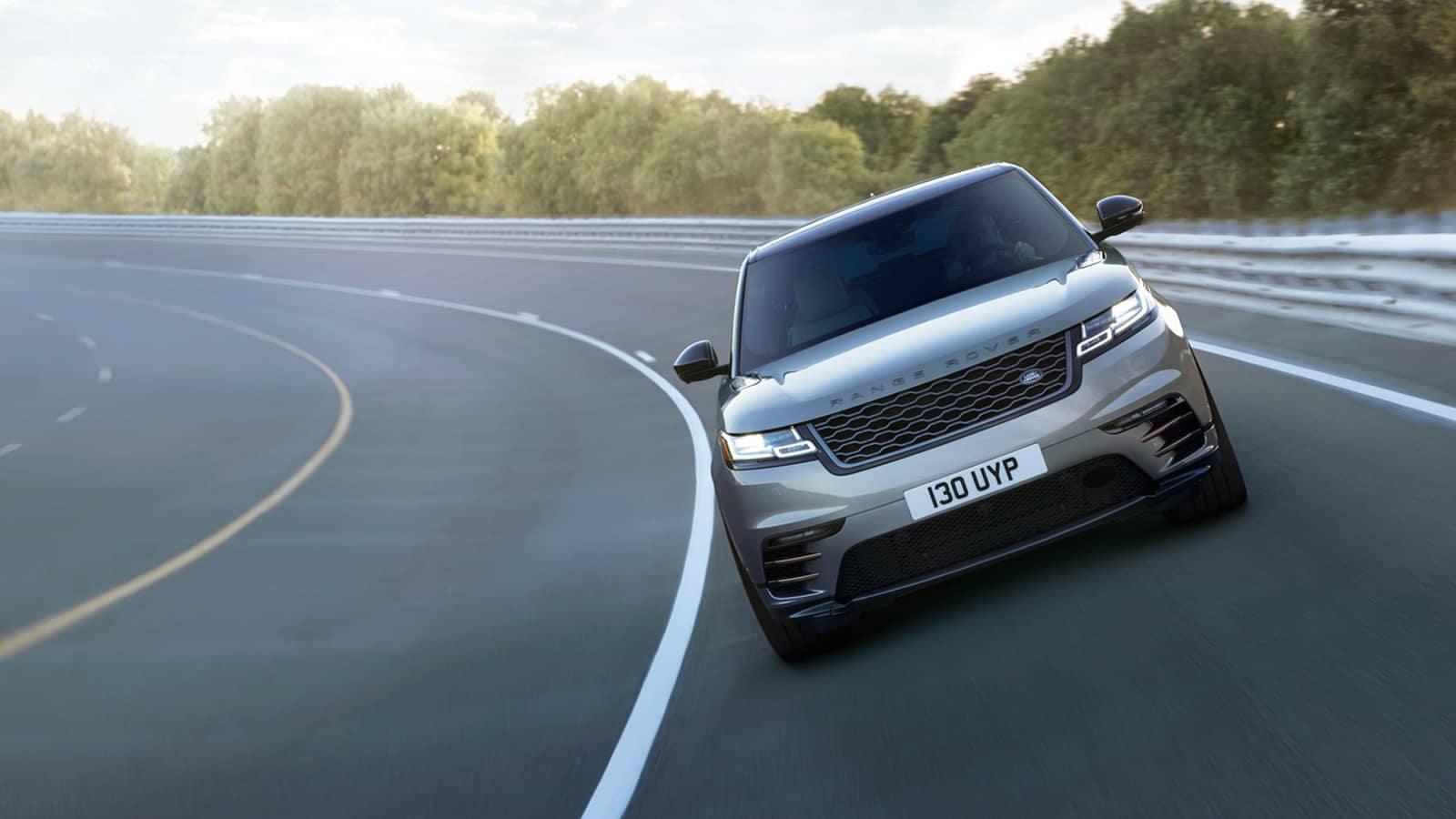 2019 Land Rover Range Rover Velar Driving