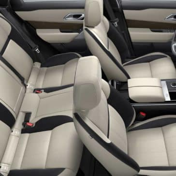 2019 Land Rover Range Rover Velar Interior Seating