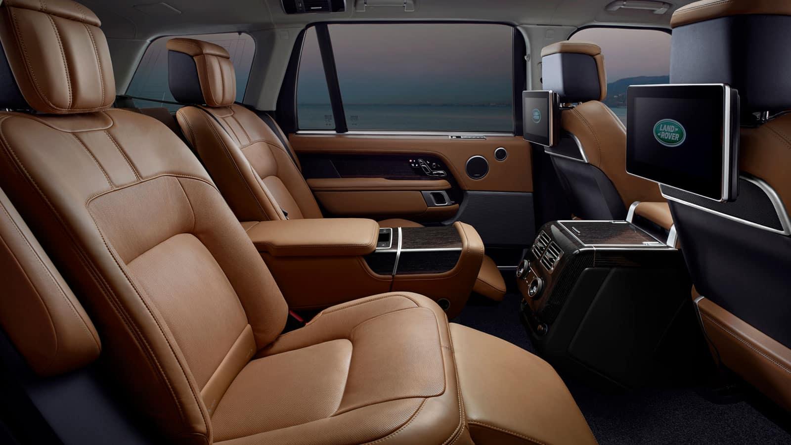 2019 interior range rover
