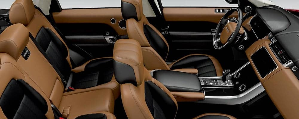 2019 Range Rover Sport Interior Land Rover Palm Beach