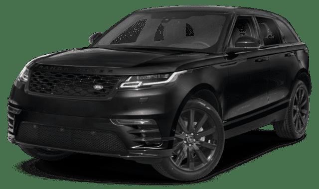 Black 2019 Range Rover Velar