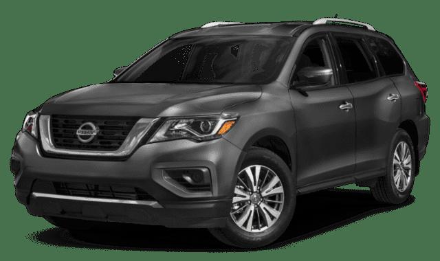Charcoal Gray 2019 Nissan Pathfinder