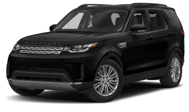 Black 2020 Land Rover Discovery