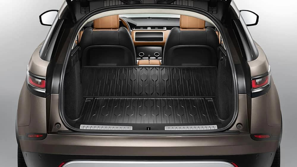 2020 Range Rover Velar Trunk Space