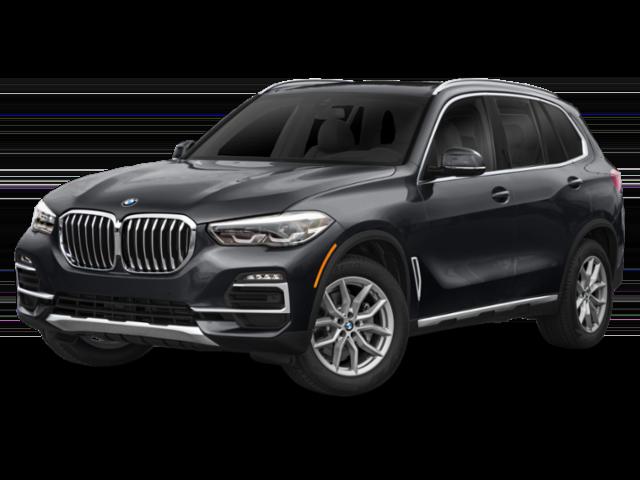 Dark gray 2020 BMW X5