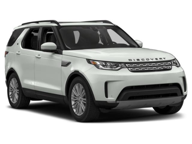 White 2020 Land Rover Discovery