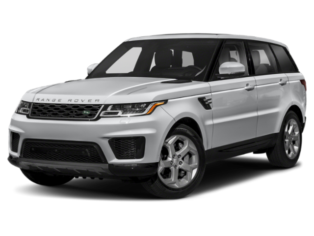 Gray 2020 Land Rover Range Rover Sport