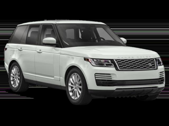 White 2020 Land Rover Range Rover