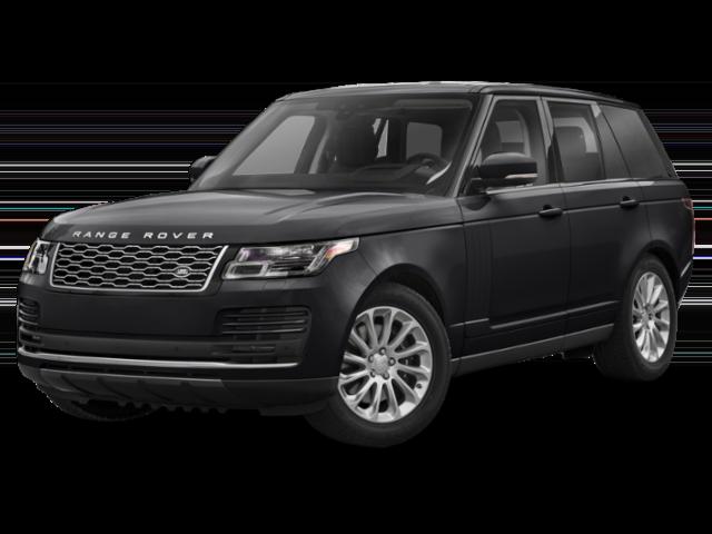 Black 2019 Land Rover Range Rover