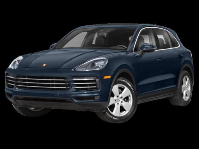Navy blue 2020 Porsche Cayenne
