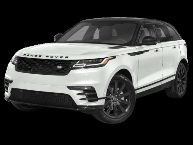 White 2020 Range Rover Velar