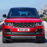 Red 2020 Range Rover